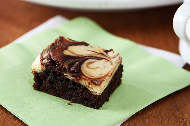 PHILADELPHIA Marble Brownies Image 1