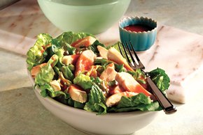 Quick Asian Chicken Salad