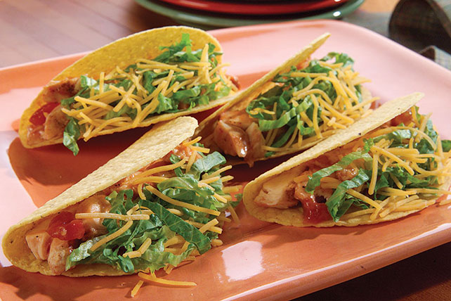 Quick Chicken Tacos Image 1