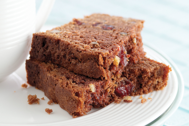 Chocolate-Nut Loaves Image 1