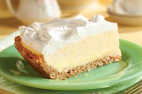 White Chocolate Cream Pie Recipe
