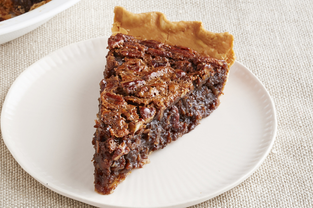 Chocolate-Coconut Pecan Pie Image 1
