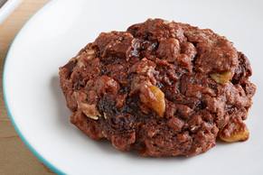 Chocolate Bliss Oatmeal Raisin Cookies