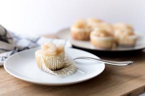 Apple Pie Cheesecakes