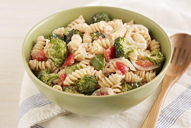 Veggie Pasta Salad Image 1