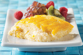 Baked Cheese Grits