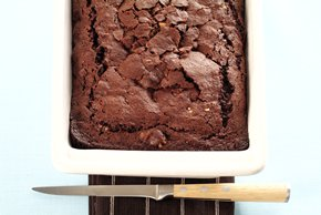 Fudgy Chocolate Bread