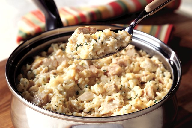 Creamy Tuna Rice Image 1