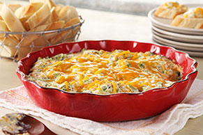 Hot Broccoli-Cheese Dip