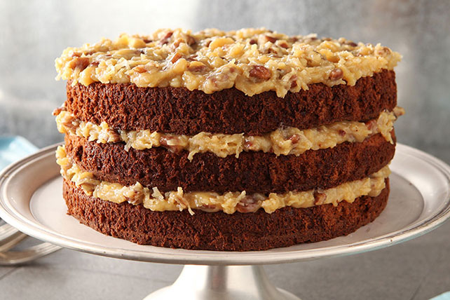 German Chocolate Cake Divas Can Cook