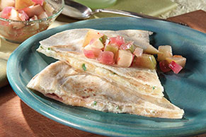 Blue Cheese Quesadillas