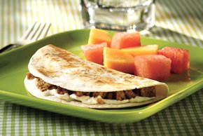 Wake-Up Quesadilla