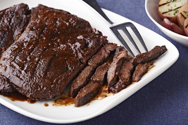 Garlic Steak Image 1