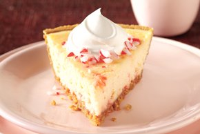 PHILADELPHIA 3-STEP Peppermint Cheesecake