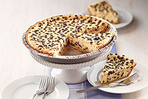 PHILADELPHIA 3-Step Chocolate Chip Cheesecake