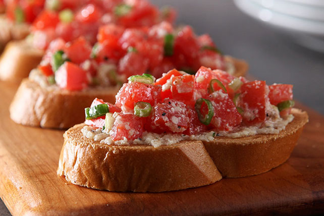 Quick Bruschetta Recipe Image 1