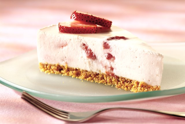 Berry Smooth Cheesecake Image 1