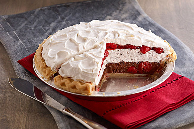 Black Forest Pie Image 1