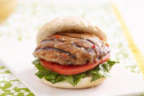 Grilled Portobello Mushroom Sandwich