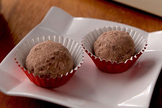 Cappuccino Truffles Image 1