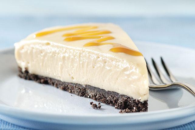 Caramel Cheesecake Image 1