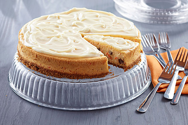 Carrot 'N Raisin Cheesecake Image 1