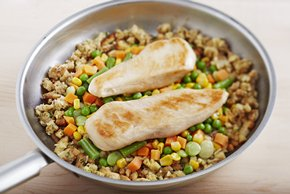 STOVE TOP® & Chicken Skillet