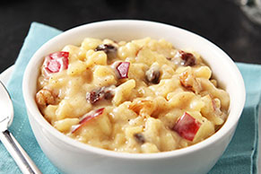 15-Minute Autumn Rice Pudding