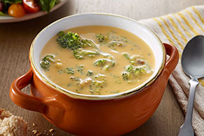 VELVEETA® Cheesy Broccoli Soup