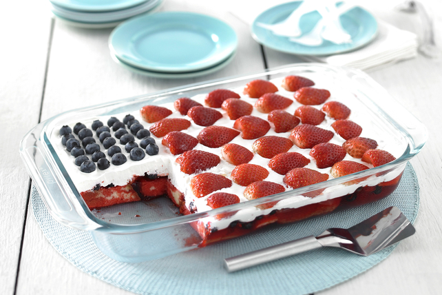 Wave Your Flag Cake Kraft Recipes