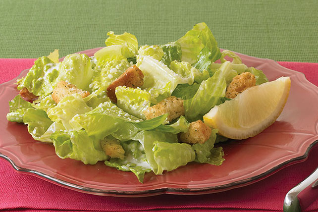 Parmesan Caesar Salad Image 1