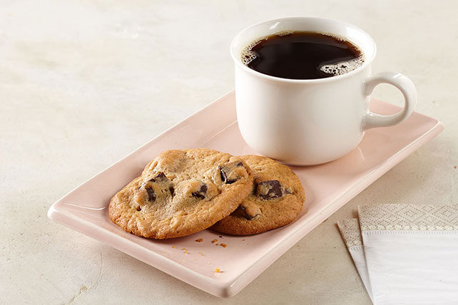 Pudding-Chocolate Morsel Cookies Image 1