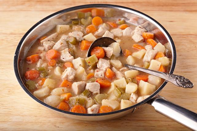 Turkey Skillet Stew Image 1
