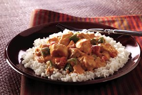 Madras Chicken