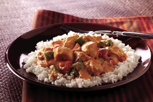 Madras Curry Chicken