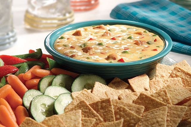 VELVEETA Easy Cheesy Fajita Dip