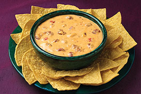 Chicken Fiesta Chili Dip