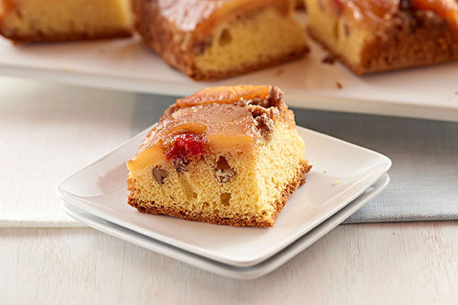 Dream Pineapple Upside-Down Cake