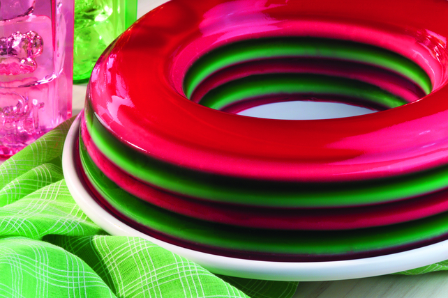 Red and Green Holiday Mold Image 1