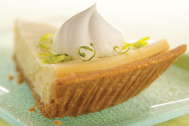 PHILADELPHIA 3-STEP Key Lime Cheesecake Image 1