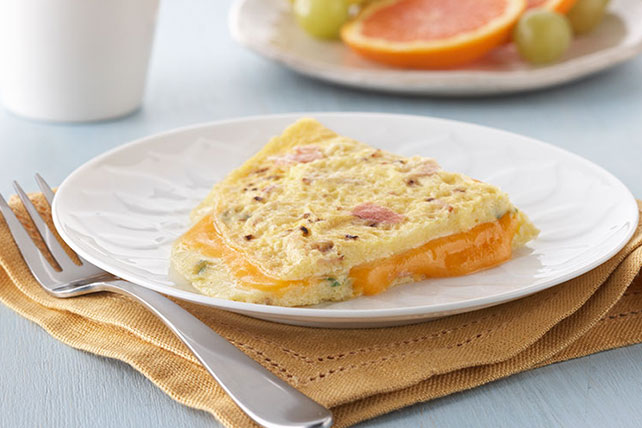 Omelette de jamón y queso Image 1