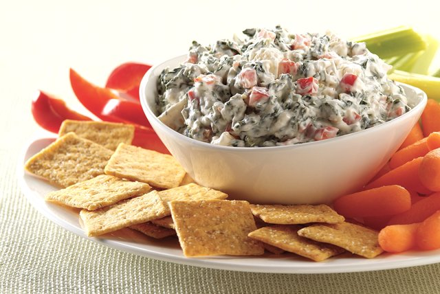 Italian Spinach Dip Image 1