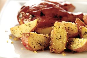 KRAFT Golden Parmesan Potatoes