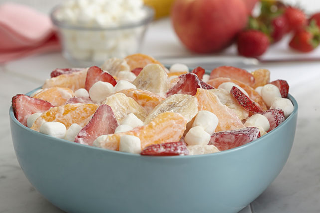Marshmallow Fruit Salad Recipe