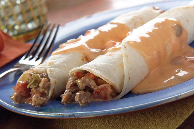 Enchiladas Ole au bœuf Image 1