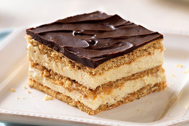 Simple eclair cake recipe