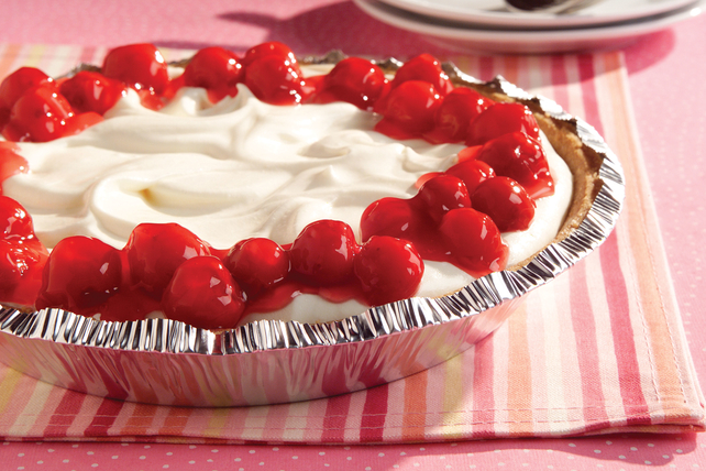 Fruit-Topped Cheese Pie Image 1