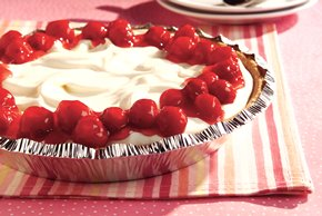Fruit-Topped Cheese Pie