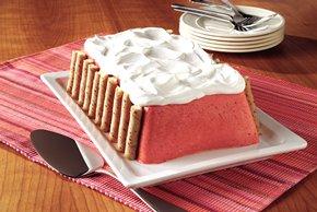 Creamy Cranberry Dessert