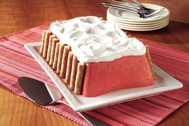 Creamy Cranberry Dessert Image 1